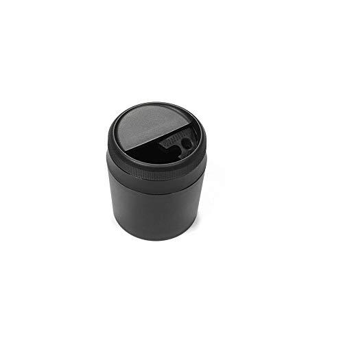 Skoda 000061142B Ascher Getränkehalter Mittelkonsole Aschenbecher schwarz