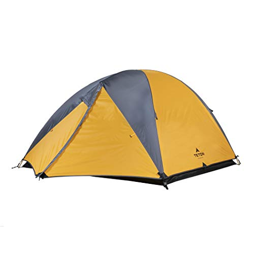 TETON Sports Mountain Ultra Tent; 3 Person Backpacking Tent for Camping