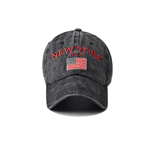 TDPYT Gorra de béisbol con Letras para Hombre, Sombrero de Verano de algodón para Mujer, Gorra de Hip Hop, Gorra de papá, Gorras de Camionero para el Sol Un Regalo de cumpleaños para el