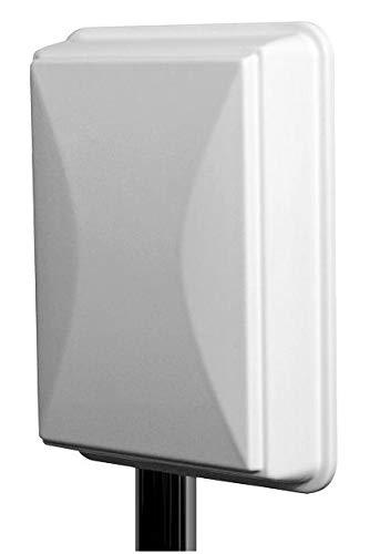 Simplytech - Antena de Banda Ancha móvil para Router Huawei E5172 Three B311 B311s-220 Boost 10 Metros SMA