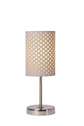 Lucide MODA - Lampe De Table - Ø 13 cm - Blanc