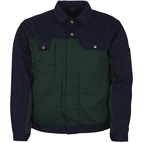 Mascot 00909-430-31 Como Jacket Jacke C62 grün/Marine, 62