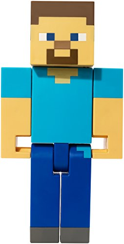 Product Image of the Minecraft Steve Large Figure