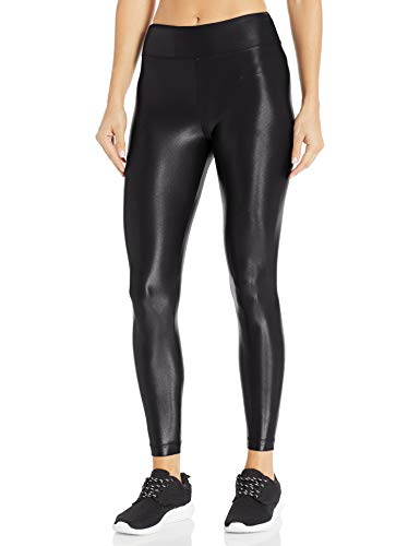 KORAL Women's Lustrous Legging, Black, Large