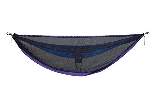 ENO - Eagles Nest Outfitters Guardian SL Bug Net, Hammock Bug Netting, Purple