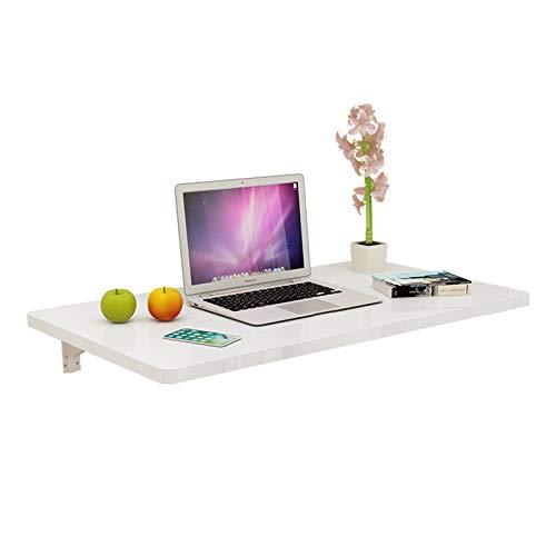 LTLCLZ Mesa plegable de pared para escritorio, mesa de comedor, de madera maciza, ahorro de espacio, varios tamaños, opcional, 70 x 30 cm