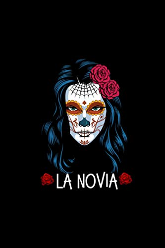 La Novia: Funny La Novia Notebook for Feisty Females. Sarcastic Mexican Lottery Bingo Game. Cute Journal for Latinas.