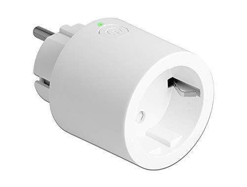 DeLock Smart Home WLAN Steckdosen Schalter MQTT mit Energieüberwachung Tasmota Firmware vorinstalliert Keine Cloud nötig