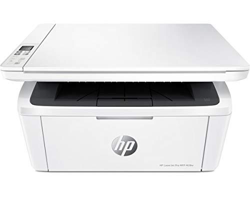 HP impresora multifunción LaserJet Pro M28w, 19 ppm de impresión monocolor, 600 x 600 dpi Impresión, dúplex impresión manual, 150...