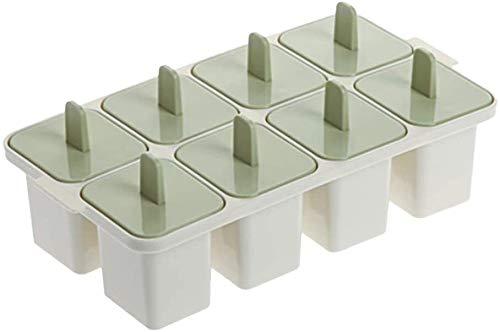 Popsicle Moisissures réutilisable Sorbetières Facile à enlever for Family Party d'été Des boissons fraîches faites maison (Color : -, Size : -)