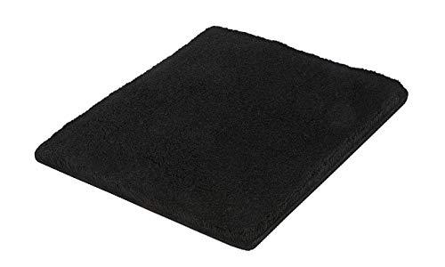 Kleine Wolke 5405926539 Badteppich Relax 55 x 65 cm schwarz