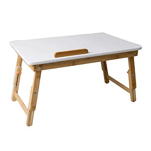 EIU eenvoudige laptop bureau opvouwen mini luie tafel Japanse stijl bamboe bed kleine tafel W1/8