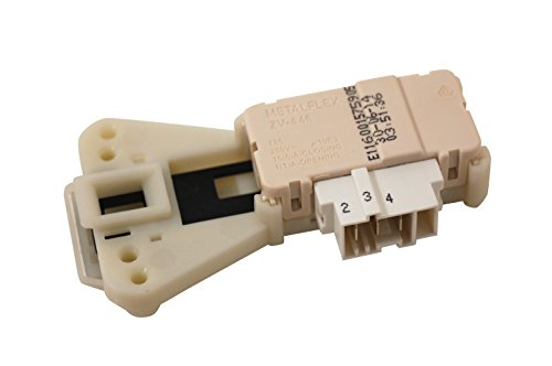 Indesit Interruptor de bloqueo para puerta de lavadora, número de pieza original C00085194
