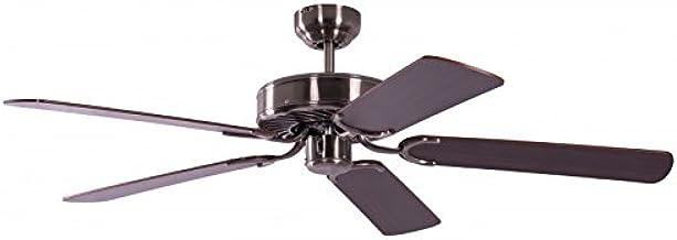 Westinghouse Ventilateur Plafond sans lumière Cyclone 132 cm pour les espaces à 25 mâ²