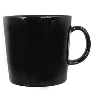 イッタラ マグカップ ティーマ Teema 400ml ブラック 1005517 [並行輸入品]