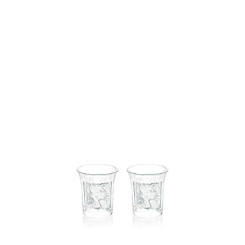 Lalique Enfants Box Of 2 Glasses