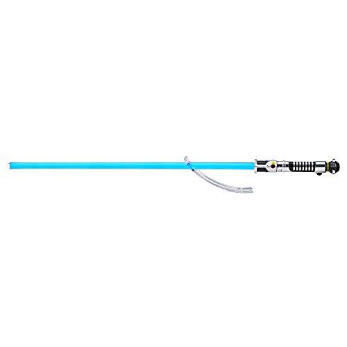 Star Wars The Black Series OBI-Wan Kenobi Ep1 Force FX Lightsaber Toy