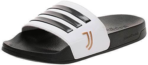 adidas Adilette Shower, Scarpe da Ginnastica Uomo, Ftwr White Core Black Matte Gold, 43 EU