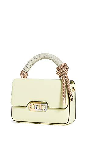 Marc Jacobs Mujeres el bolso de cuero j link Green One Size