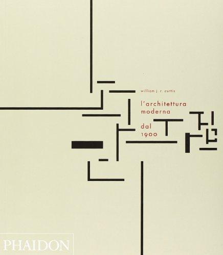 L'architettura moderna dal 1900. Ediz. illustrata