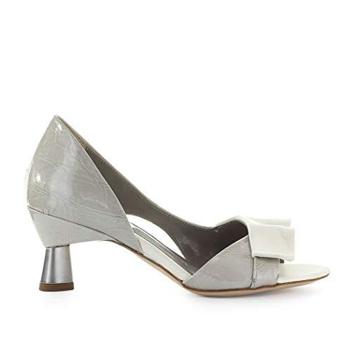 IXOS Luxury Fashion Damen X19E35138075BS Grau Sandalen   Frühling Sommer 19