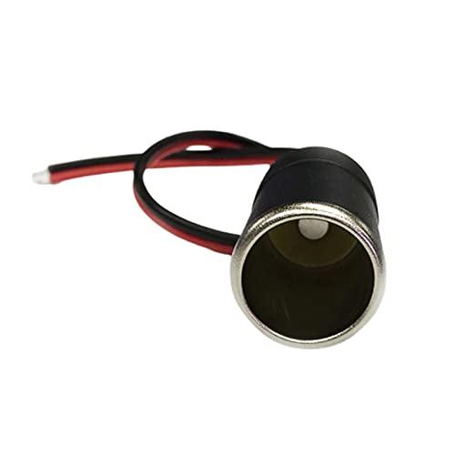 Presa accendisigari per auto, presa accendisigari, adattatore 10 A120 W, cavo di collegamento per sigarette, presa accendisigari