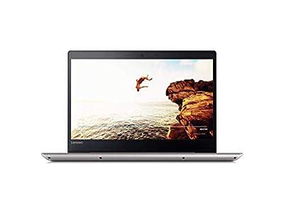 "Lenovo 320S Business Laptop PC 14"" LED-Backlit Display Intel i5-7200U Processor 16GB DDR4 RAM 256GB SSD Dolby Audio HDMI 802.11ac Webcam Bluetooth 3.7 lbs Windows 10-Silver"