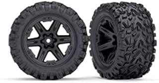 Traxxas TRA6773 Tires/Wheels, Assembled, Glued (2.8')