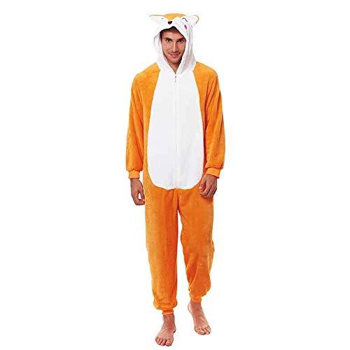 Disfraz Pijama Zorro Adulto Unisex S + Tallas Disponibles