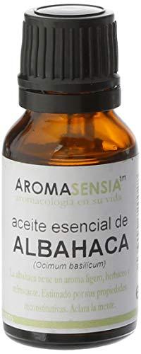Aromasensia Albahaca Aceite Esencial 15Ml. - 1 unidad