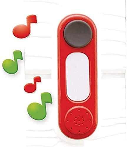 Smoby- Timbre Electrónico para Casita (810908) , color/mode