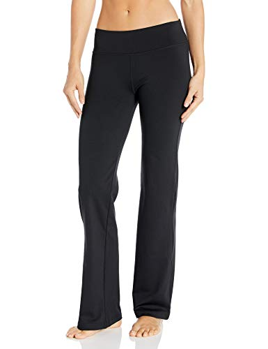 Starter Women's Yoga Pants, Amazon Exclusive, Black, Medium