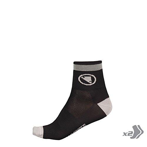 Endura–Woman Socks Luminate, Schwarz