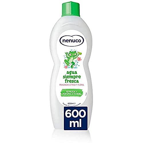 Nenuco - Agua de Colonia - Siempre Fresca - citrisch & vers - 600 ml