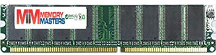 M8834G/A 1GB PC2700 333MHz 184 pin DDR SDRAM Non-ECC DIMM Desktop Memory for Mac Mini A1103 (MemoryMasters)