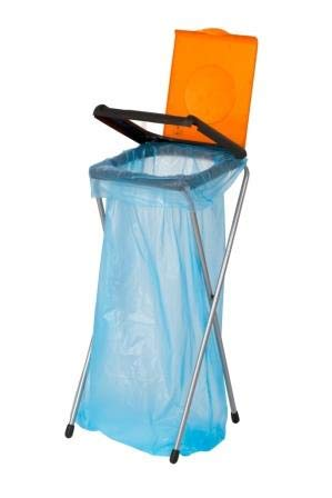 TrendLine Müllsackständer 120 l Müllsackhalter Abfalltrenner Müllbeutelhalter