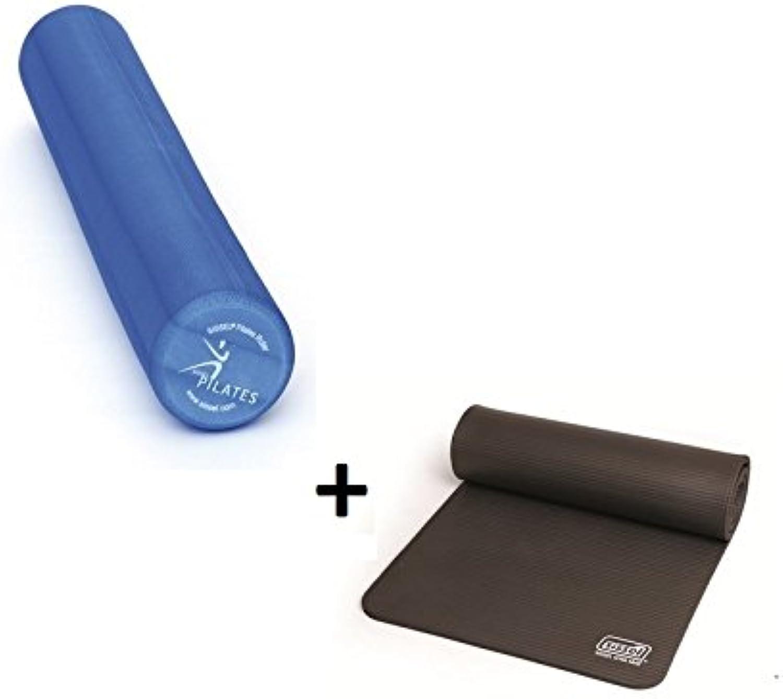Pilates 2er Set - Sissel Pilates Roller Pro 90cm +