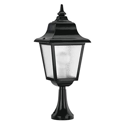 Dopo Lighting - Baliza-sobremuro ROB negro IP43 E27