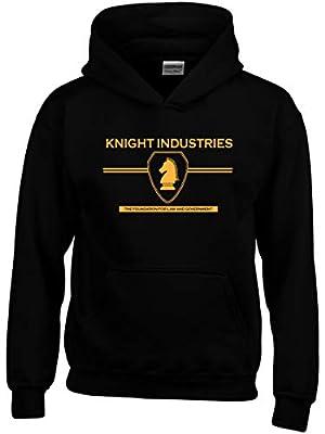 Men's Knight Industries 80s Knight Rider Hoodie