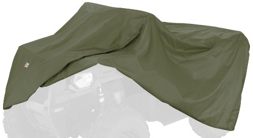 QuadGear ATV Cover protects from rain wind and is waterproof cover