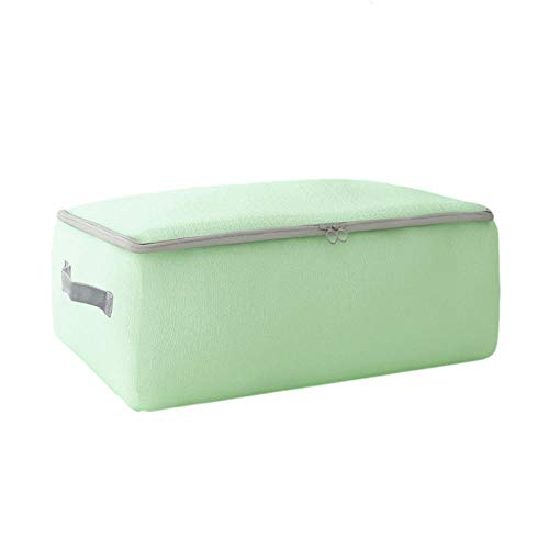 Moisture Resistant Oxford Fabric Clothing Storage Bag for Clothing, Luggage Packing Bag - Green _M