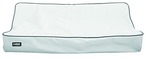 LUMA Babycare L80101 Wickelauflage, 72 x 44 cm, snow white