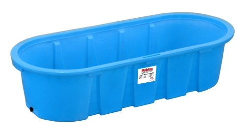 Behlen Country PRE328 300-Gallon Poly Stock Round-End Tank