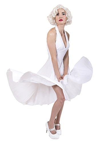 Kangaroo Halloween Costumes - Hollywood Starlet Costume, Small White