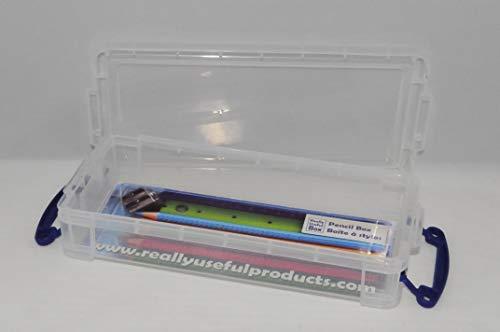 Really Use Box 0.55C Aufbewahrungsbox 0,55 Liter, transparent