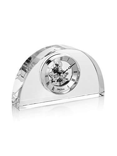 OTTAVIANI 84219S Home Horloge en Cristal Dimensions : cm.20,5 x 12 referenza 29794