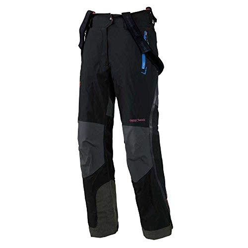 Trango Trx2 Shell WM Pantalon Femme, Noir, FR : L (Taille Fabricant : L)
