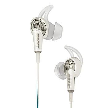Bose QuietComfort 20 Acoustic Noise Cancelling Headphones Apple Devices White