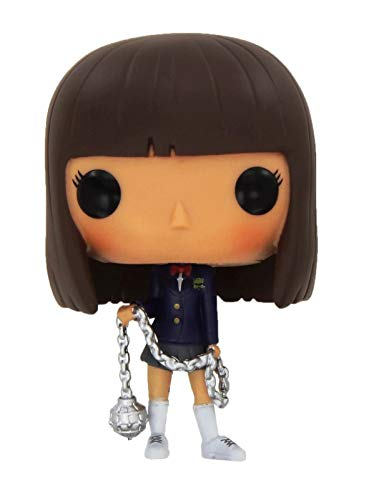 Funko Pop Television : Kill Bill - Gogo Yubari 3.9inch Vinyl Gift for Boys Fantasy Movie Fans SuperCollection