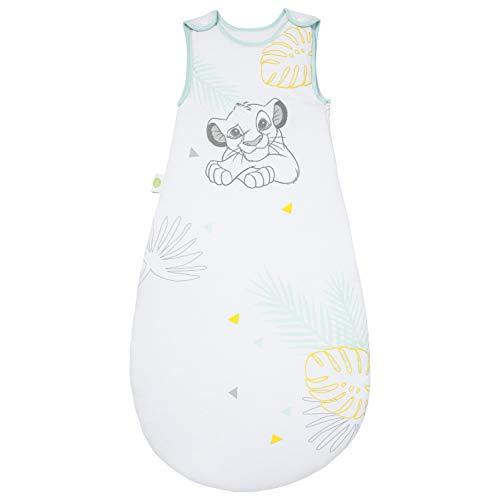 Babycalin DIS402908 Verstellbarer Schlafsack, 100cm, Disney der König der Löwen, Mehrfarbig, 1 Stück